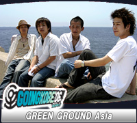 GREEN GROUND Asia